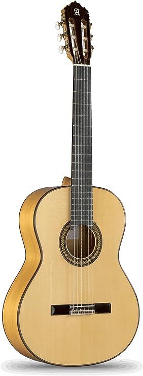 Alhambra Flamenco Conservatory 7FC Guitarra Clásica Sólido spruce ...