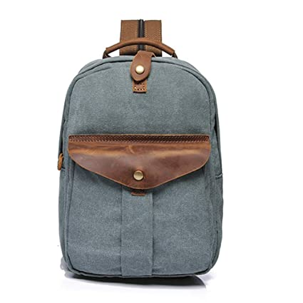 d96347b43549 Amazon.com: HWX Laptop Backpack,Vintage Casual Canvas Backpack ...
