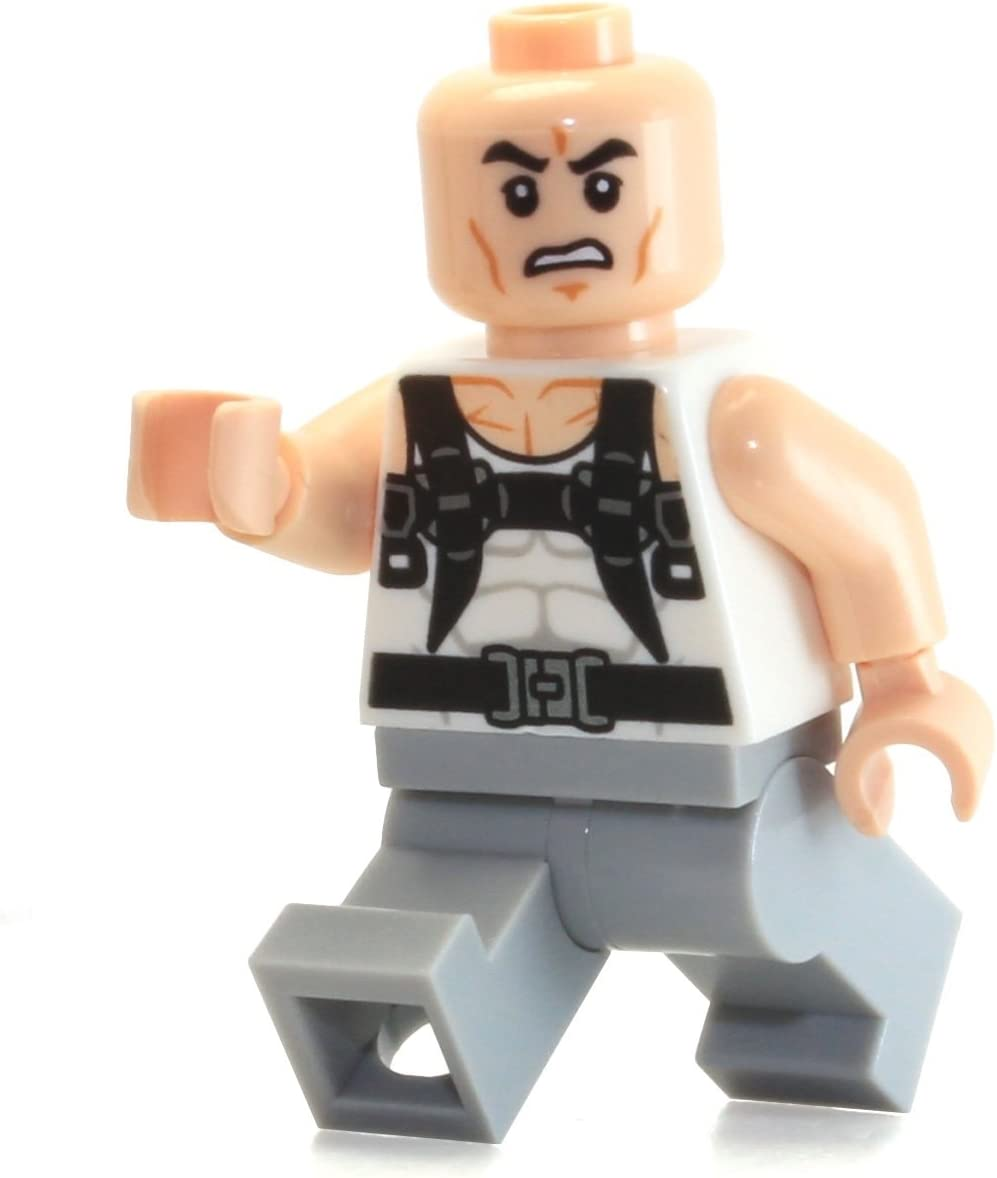 Lego Rhino Aleksei Systevich Exclusive Minifigure Only Loose 76037