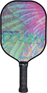 Prolite Crush Powerpsin with SPINtac Pickleball Paddle