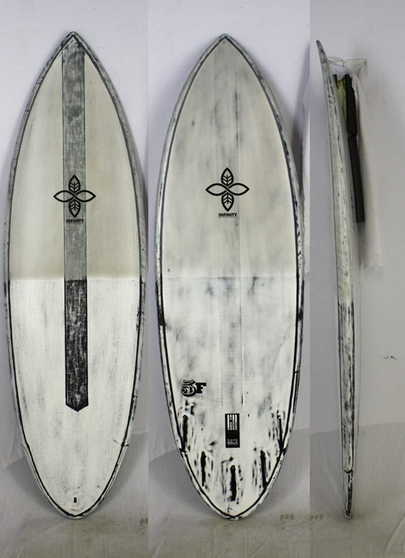 INFINITY (インフィニティー) 5Fモデル サーフボード [brush] 5'10