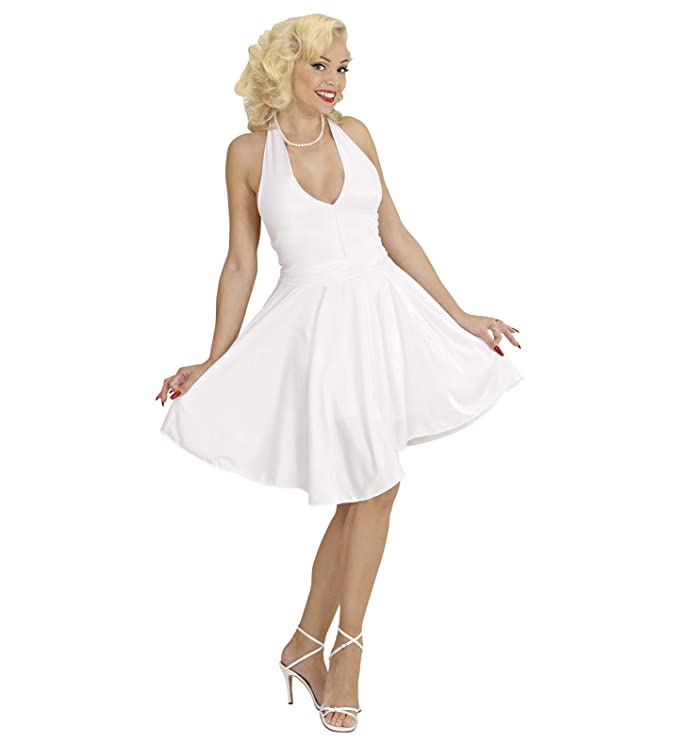 Widman - Disfraz de Marilyn para mujer, talla M (35022): Amazon.es: Juguetes y juegos