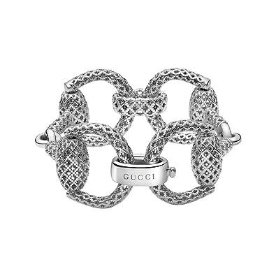 b05b891e8 Women's bracelet - Gucci YBA356957001: Amazon.co.uk: Jewellery