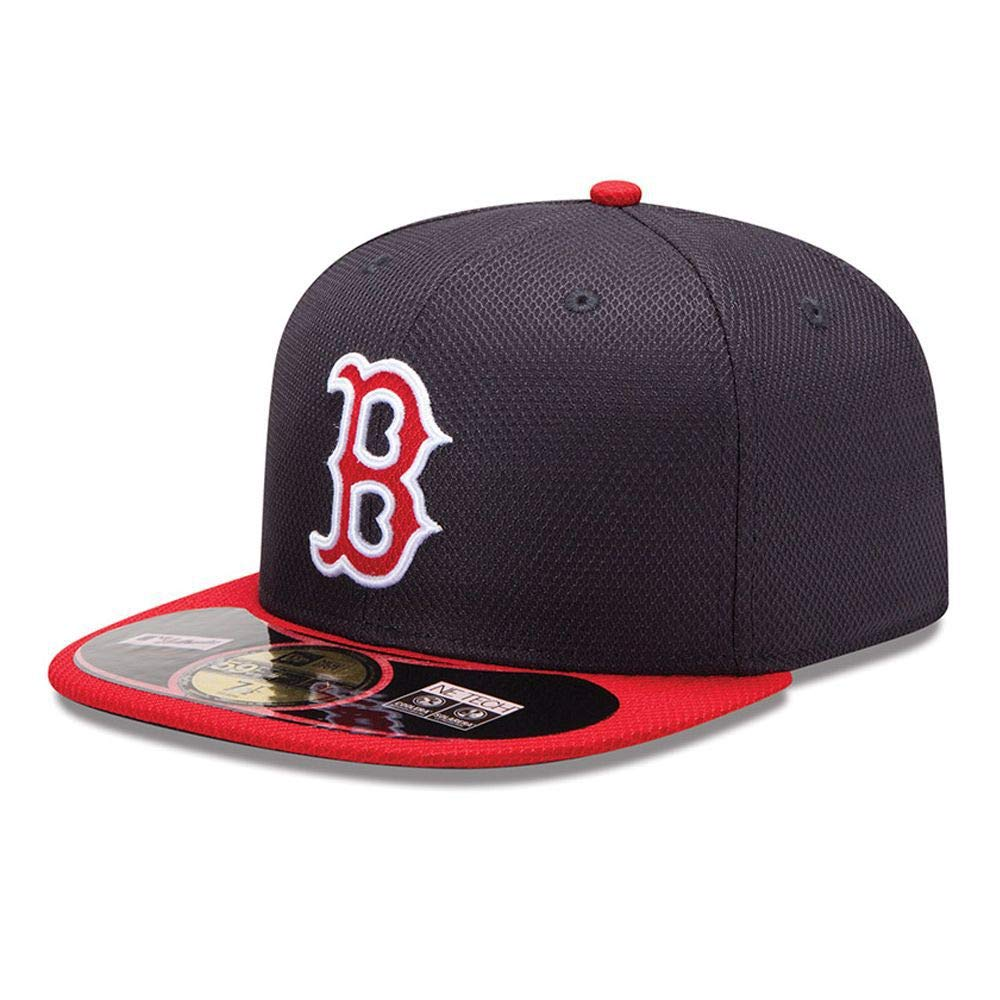 63c381d958701 A NEW ERA MLB Diamond Era Boston Red Sox 59Fifty Fitted - Gorra de béisbol  para Hombre  Amazon.es  Deportes y aire libre