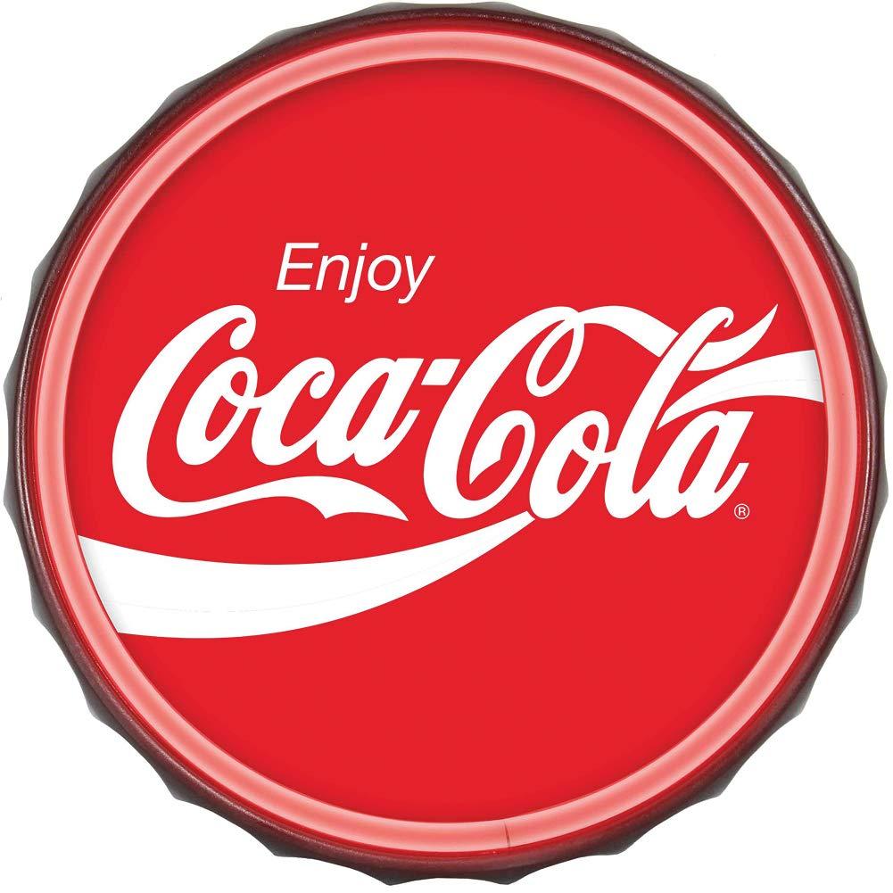 SOTT Enjoy Coca-Cola - Cartel con Forma de Botella de luz ...