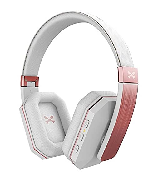 Ghostek SoDrop 2 - Auriculares de diadema inalámbricos con micrófono integrado, Bluetooth