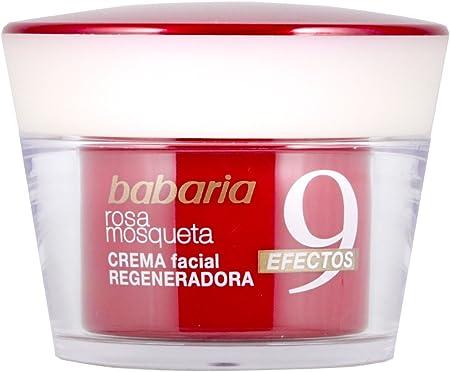 Babaria Crema Facial Regeneradora 9 Efectos Vital Skin Stop Arrugas - 50 ml