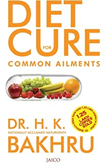 Diet Cure For Common Ailments price comparison at Flipkart, Amazon, Crossword, Uread, Bookadda, Landmark, Homeshop18