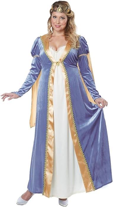cafafd547d9 California Costumes Women s Plus-Size California Costumes Elegant Empress Renaissance  Lady Long Gown Ren Faire