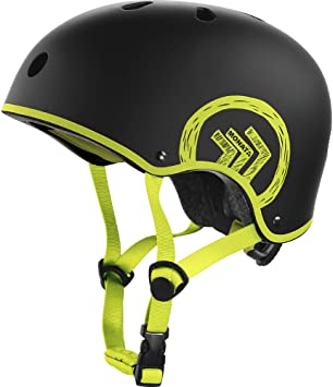 Outer Shell Outdoor Helmet for Multi-Sports Cycling Skateboarding Scooter Roller Skate Inline Skating Rollerblading Longboard