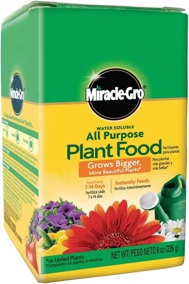 Miracle-Gro 2000992 LiquaFeed All Purpose Plant Feeding System (12 Pack)
