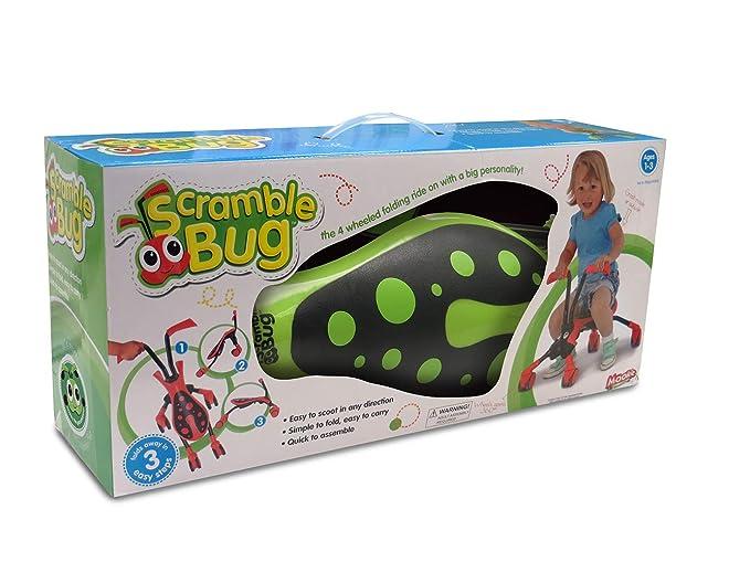 Scramblebug 8512 - Correpasillos con diseño de Insecto, Color ...