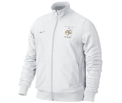 veste nike fff blanc