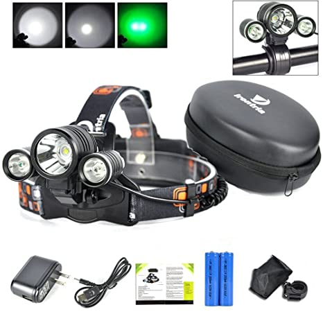 Review Best LED Headlamp Flash