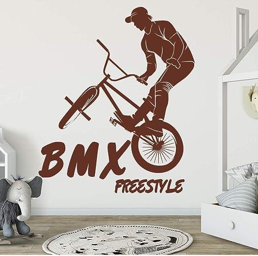 Dongwall Grandes Deportes Extremos BMX Bicicleta Pegatina de Pared ...
