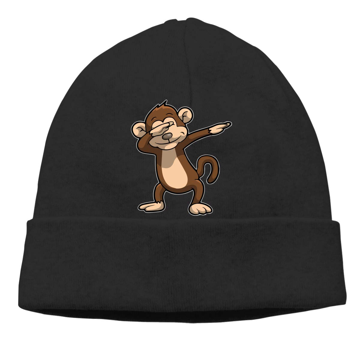 GDSG5/&4 Funny Monkey Men//Women Helmet Liner Cycling Skull Cap