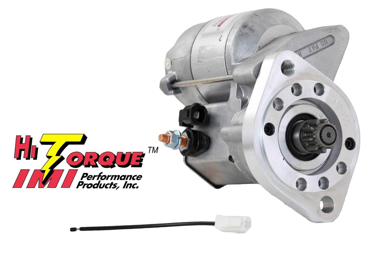 Nueva IMI Motor de arranque para Porsche 924 L todos non-turbo 0 - 001 - 311 - 041 058 - 911 - 023 A 0 - 001 - 311 - 041 0001311041 0 - 001 - 208 - 200: ...