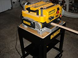 dewalt planer stand instructions