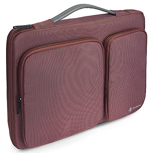 Tomtoc 360° Protective Laptop Sleeve Case Bag for 15 - 15.6 Inch HP 15.6