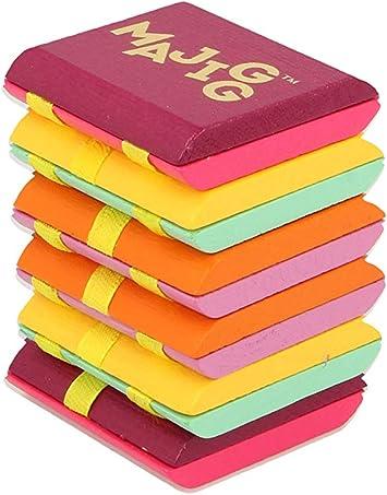 Majigg Jacobs escalera, juguete de ilusión de madera retro , color/modelo surtido: Amazon.es: Juguetes y juegos