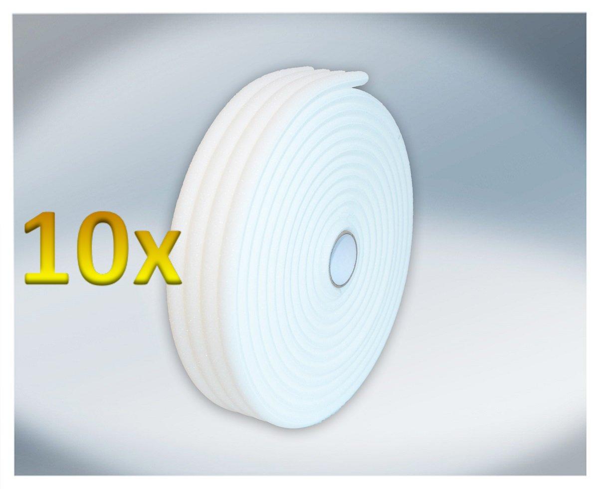 Benbow Softtape Foamtape 13mm x 20m fü r Autolack Lackierer Schaumdichtband (1 stucke) (300-1)