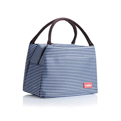 Amazon.com  Insulated Lunch Bags for Women Fashionable Reusable ... 74894e7b17