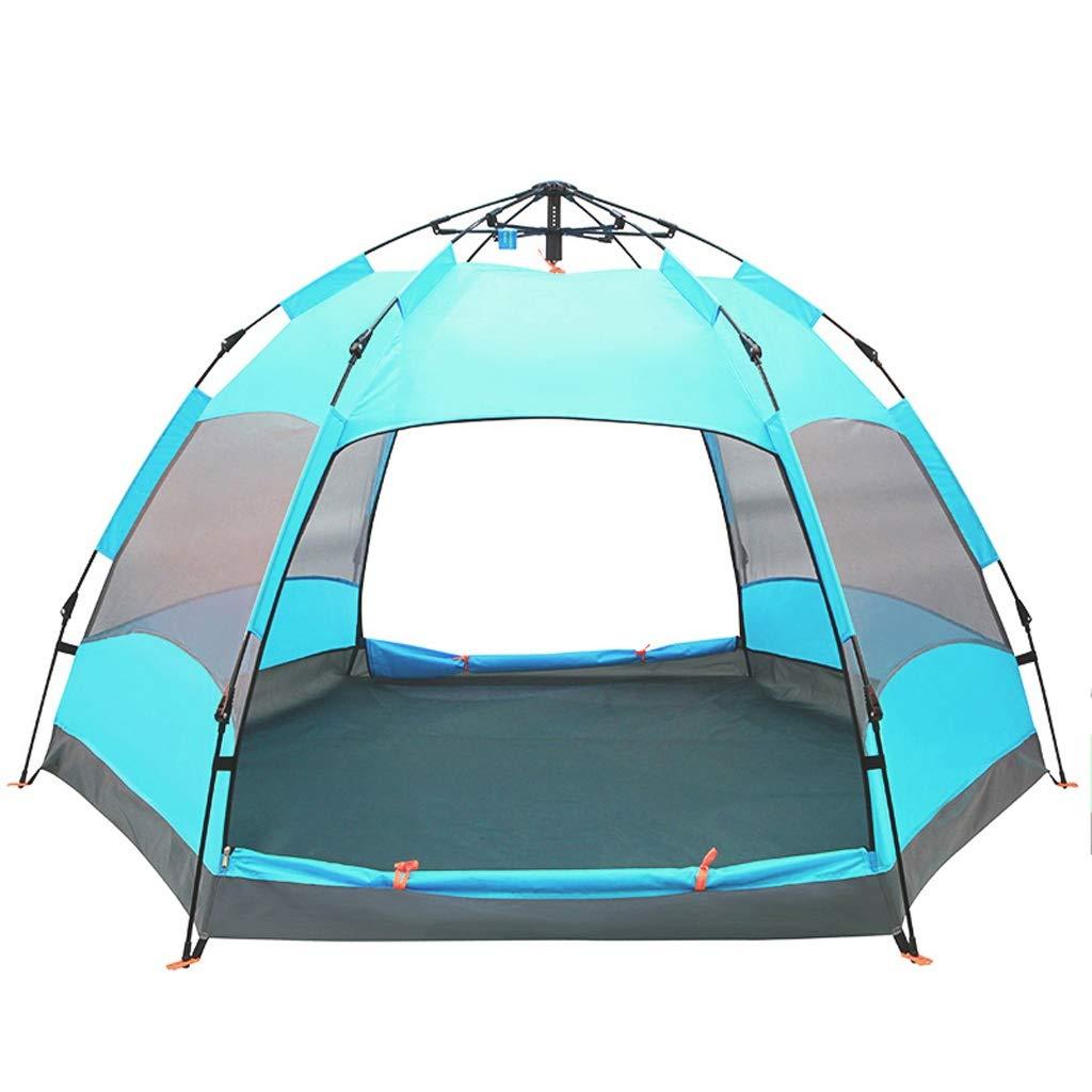 PIGE Zelt Outdoor Vollautomatischer Campingplatz Familie Freizeitausrüstung 5-8