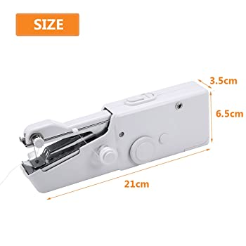 MSDADA Mini Handheld Sewing Machine