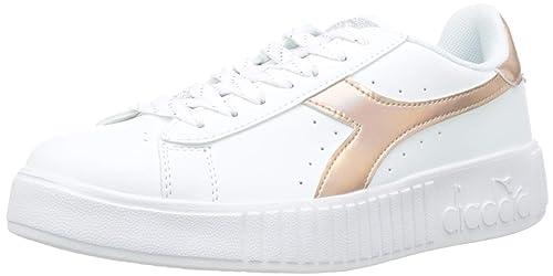 Diadora - Sneakers Game Step Shiny per Donna  Amazon.it  Scarpe e borse 37496606d37