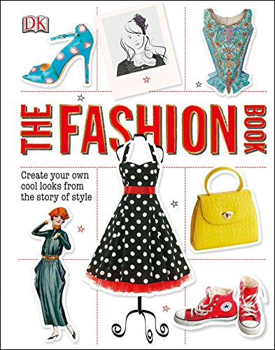 The Fashion Book (Fashion Design Books)