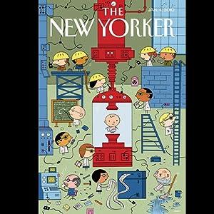 The New Yorker, January 4, 2010 (Nick Paumgarten, Adam Gopnik, Rebecca Mead) Periodical