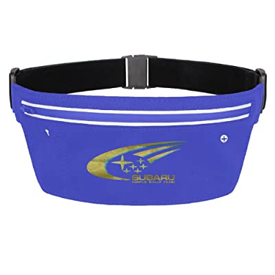 AAA BAG Subaru Logo Waist Pack RoyalBlue