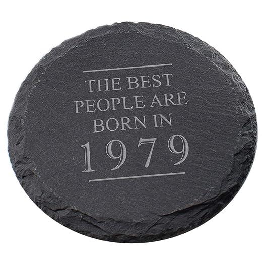 Compra Dust and Things Posavasos de 40 cumpleaños con Texto ...