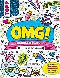 OMG! Doodles, Handlettering und Scribbles: Lad' sie dir runter! Mit coolen Übungsseiten zum Ausdrucken und Loskritzeln!