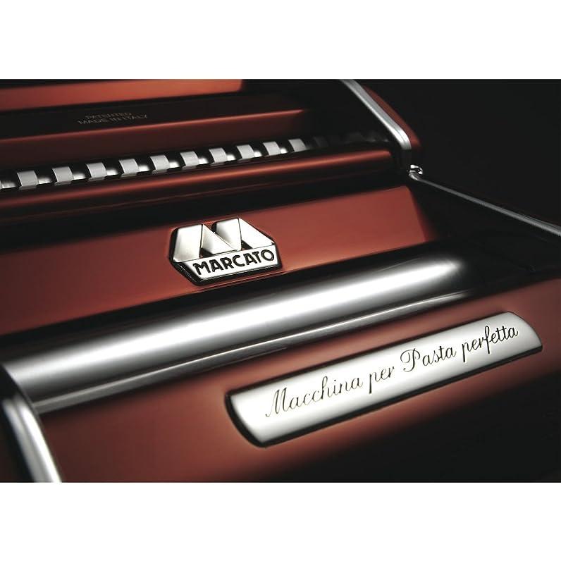 Marcato Atlas Wellness 150 Stainless Steel Pasta Maker, Light Blue ...