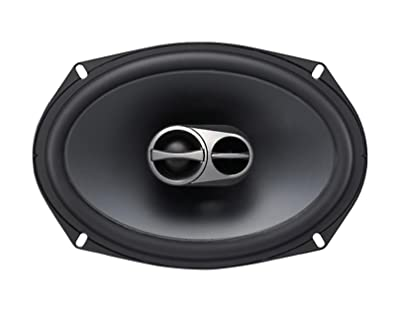 Alpine Sps-619 6-Inch X 9-Inch 3 Way Pair of Coaxial Car Speakers