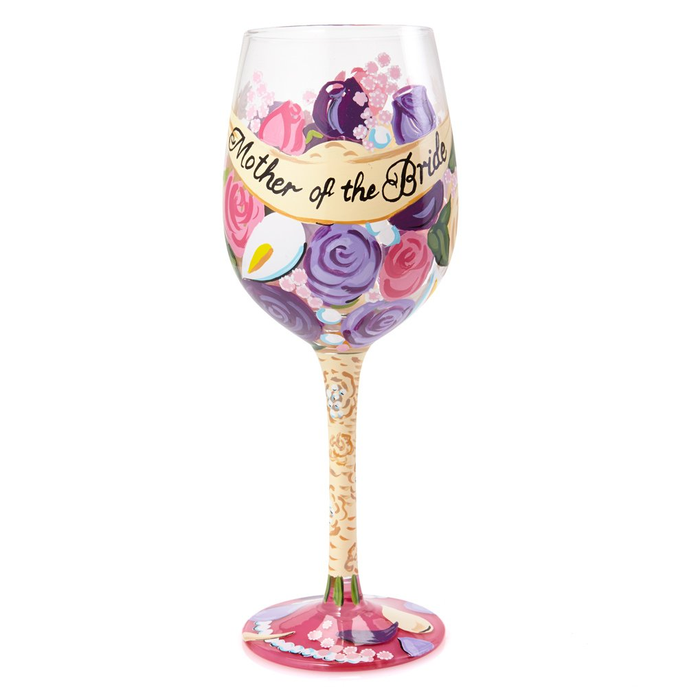 Amazon.com | Lolita Mother of the Bride Artisan Made Hand Painted ...