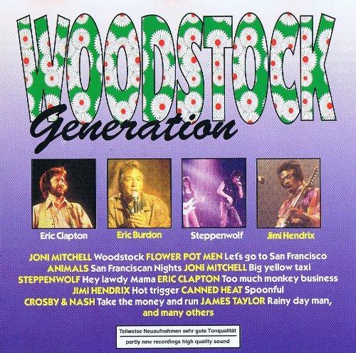 Joni Mitchell, Flower Pot Men, Animals, James Taylor, Eric Clapton..