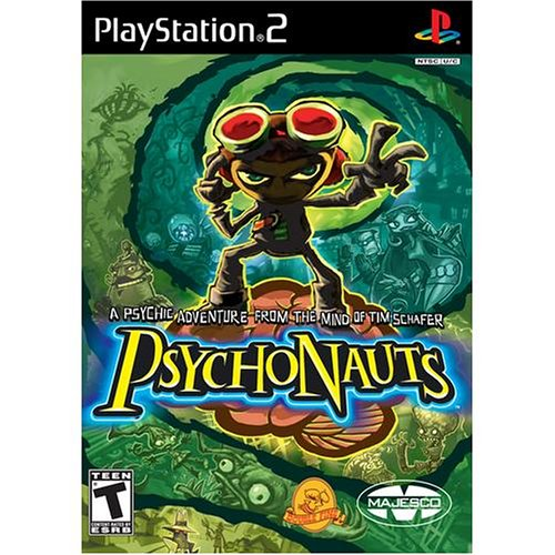 Image result for psychonauts ps2