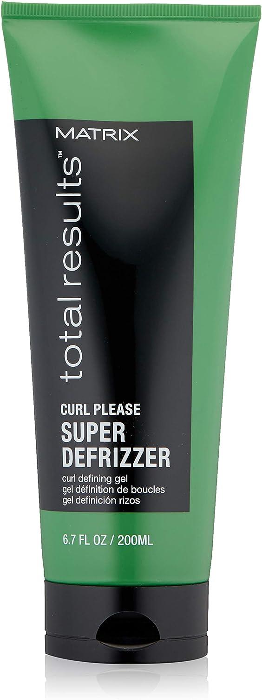 Matrix Total Results Curl Please Super Defrizzer Gel - Cuidado capilar, 200 ml