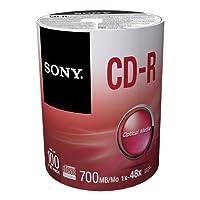 Sony CD-R 100 Pack