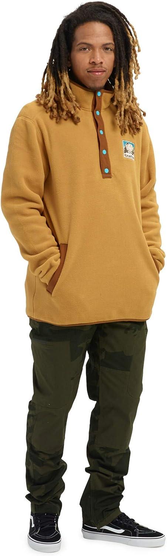 Burton Mens Hearth Fleece Pullover