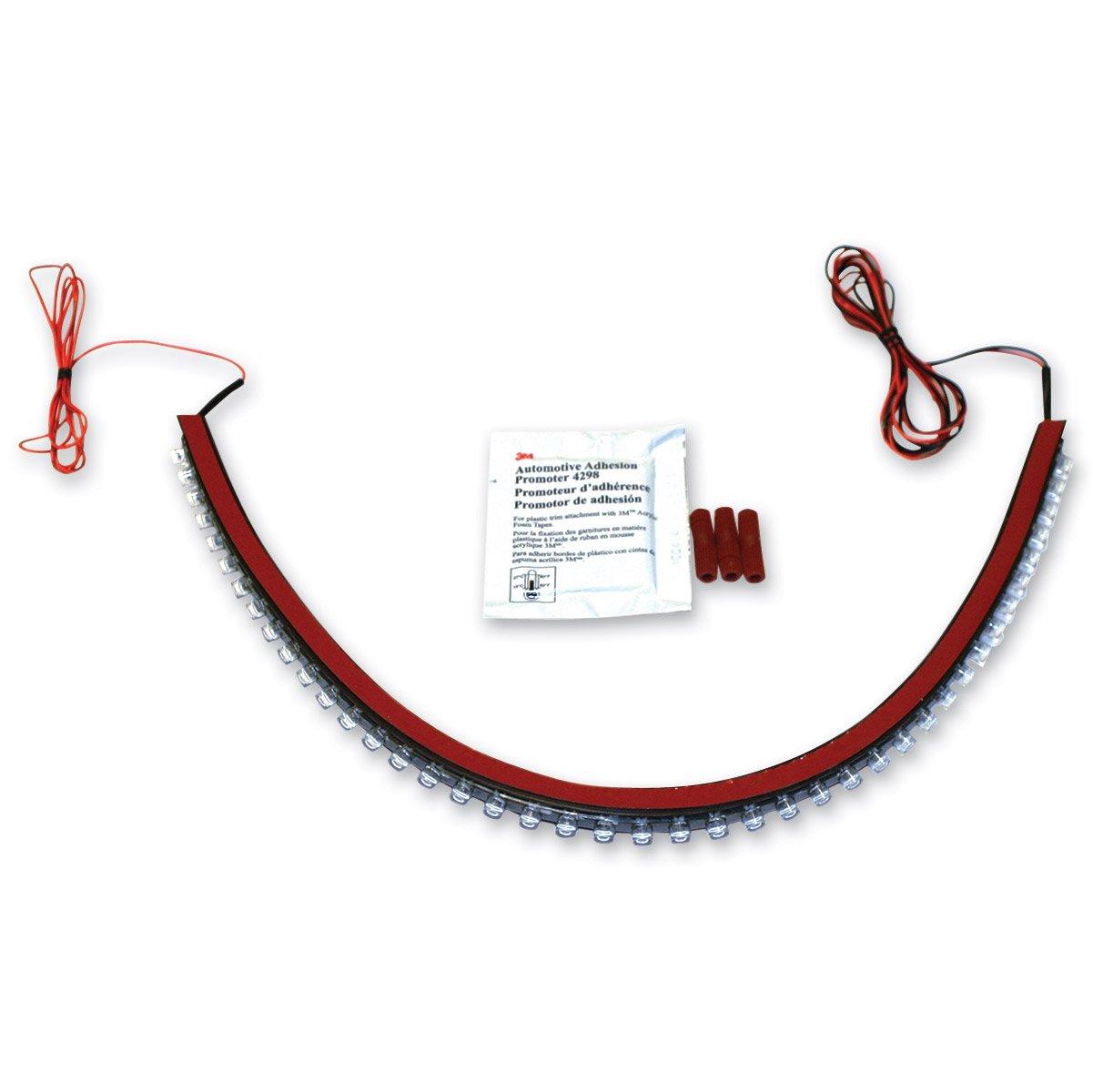 Custom Dynamics M109 Rear Ar Rd Turn Signal Array Red Wire Diagram For Led Run Brake Signals All Suzuki C90 Automotive