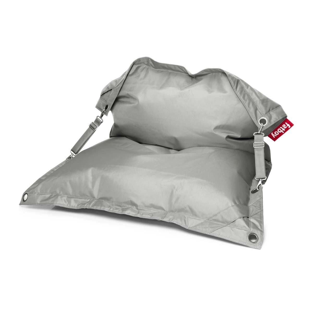 Fatboy Sitzsack, grau, 60 X 60 X 110 cm, 900.0620