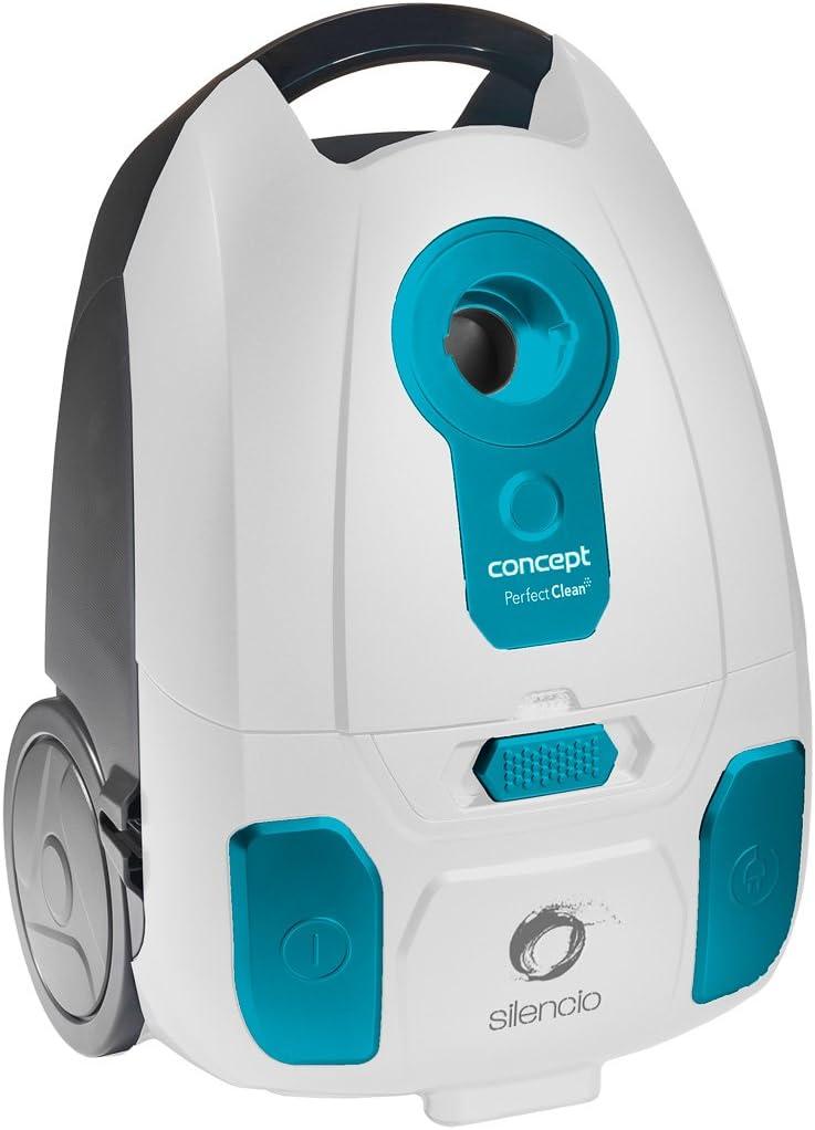 Concept Electrodomésticos vp8251 Aspirador de Piso con Bolsa, 700 ...