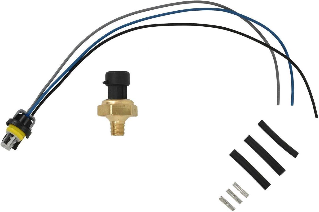 Zibbix EBP Exhaust Back Pressure Sensor For 6.0L 7.3L 94-04 Ford Powerstroke