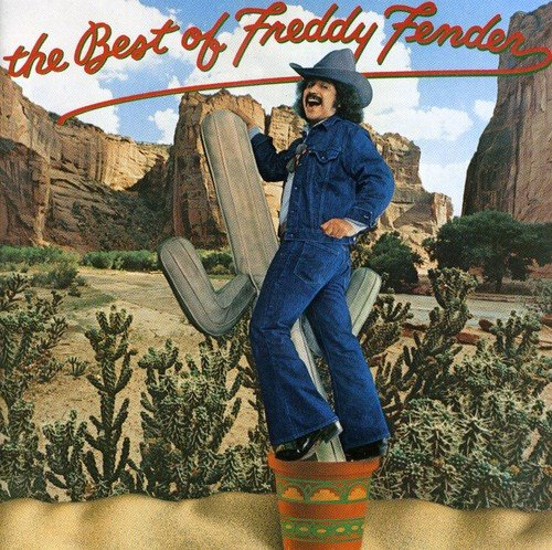 the best of freddy fender - 1