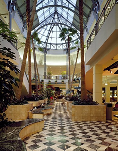 24 x 36 Giclee print of Tysons Corner Center shopping mall Tysons Corner Virginia r21 [between 1980 and 2006] by Highsmith, Carol - Tysons Mall Corner