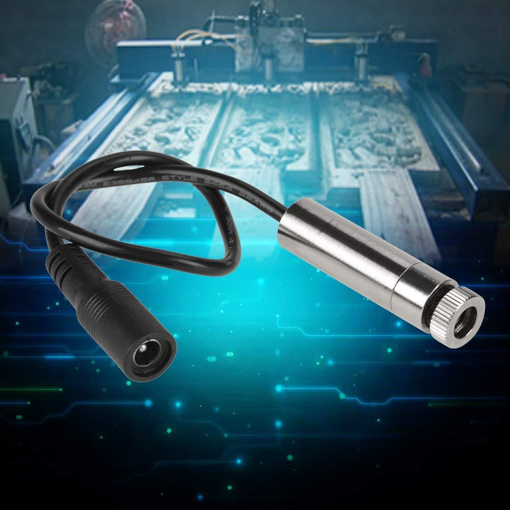 T/ête de laser bleu violet de 100mW pi/èces de t/ête de laser de machine de gravure de graveur DIY