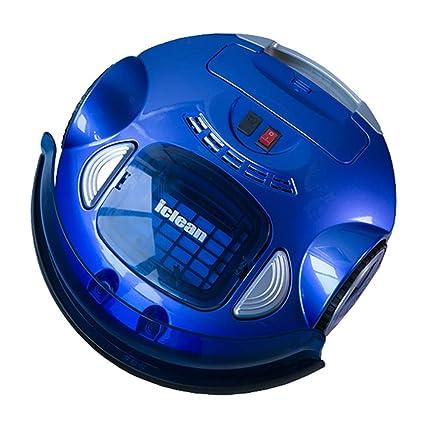 Robot Aspirador- Sensor De Prevención De Caídas, Un Botón En- Modo De Limpieza